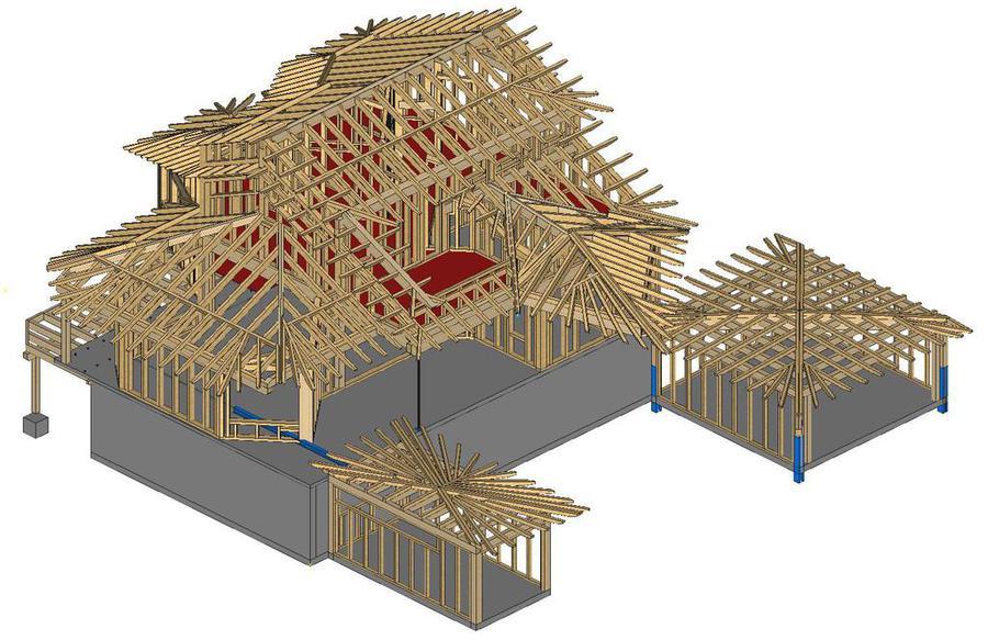 cad service im holzbau holzh user. Black Bedroom Furniture Sets. Home Design Ideas